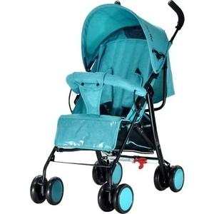 Коляска трость Everflo Voyage blue E-850A коляска прогулочная babyhit voyage air серый с голубым voyage air grey blue