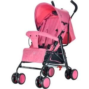 Коляска трость Everflo Voyage pink E-850A коляска трость cybex topaz princess pink 2016 516203015