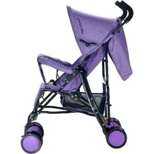 Коляска трость Everflo Voyage purple E-850A
