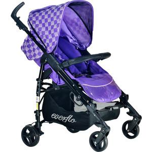 Коляска трость Everflo PP-07 Purple/ Сиреневый(откр)