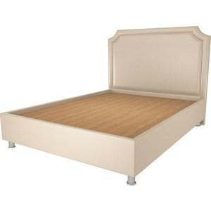 Кровать OrthoSleep Федерика бисквит жесткое основание 90х200 кровать orthosleep федерика бисквит шоколад жесткое основание 90х200