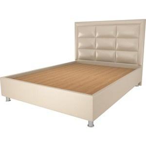 Кровать OrthoSleep Виктория бисквит жесткое основание 180х200
