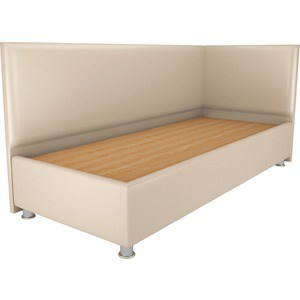 все цены на Кровать OrthoSleep Бибионе Лайт жесткое основание Сонтекс Беж 180х200 онлайн