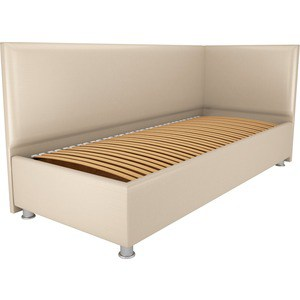 все цены на Кровать OrthoSleep Бибионе Лайт ортопед. основание Сонтекс Беж 180х200 онлайн