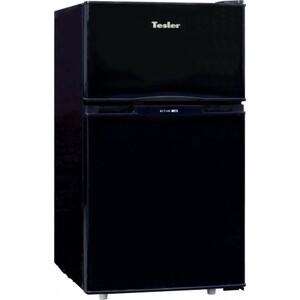 Холодильник Tesler RCT-100 BLACK цена