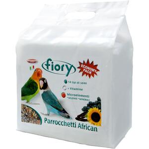 Корм Fiory Parrocchetti African для средних попугаев 3,2кг