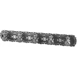 Планка с 5 крючками ZorG Antic серебро (AZR 18 SL)