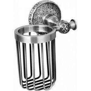 Держатель освежителя ZorG Antic серебро (AZR 19 SL)