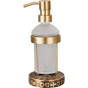 Дозатор для жидкого мыла ZorG Antic бронза (AZR 25 BR)