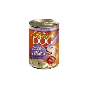 Консервы Special Dog Pate with Tripe Lamb c рубцом ягненка паштет для собак 400г
