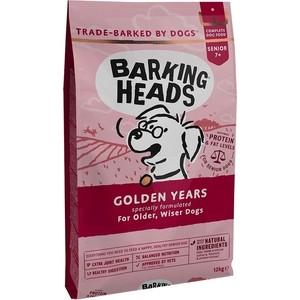 Сухой корм BARKING HEADS Senior Dog Golden Years For Dogs 7 Years+ with Chicken &Trout с курицей и форелью для собак старше 7лет 12кг (0247/18135)