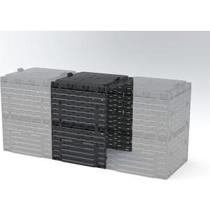 Соединитель для компостера Piteco садового 300 л K1030 чёрный (39581) цена