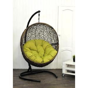 Кресло подвесное EcoDesign Lunar Coffee Y0068KD C кресло ecodesign пеланги 02 15в two tone