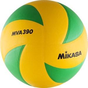 Мяч волейбольный Mikasa MVA390CEV (р.5)