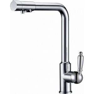 Смеситель для кухни ZorG с подключением к фильтру, хром (ZR 320 YF-33)