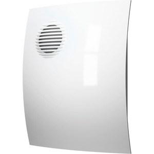 Вентилятор DiCiTi осевой вытяжной с шнуровым тяговым выключателем D 125 (PARUS 5-02) накладной вентилятор эра parus 4 02
