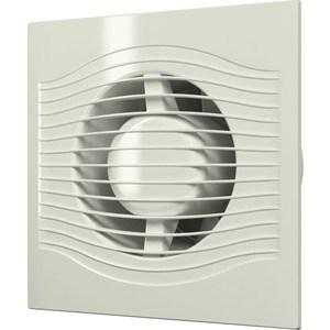 Вентилятор DiCiTi осевой вытяжной с обратным клапаном D 125 декоративный (SLIM 5C Ivory) вентилятор diciti осевой вытяжной с индикацией работы d 125 декоративный standard 5 ivory
