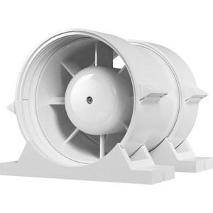Вентилятор DiCiTi осевой канальный приточно-вытяжной с крепежным комплектом D 160 (PRO 6)