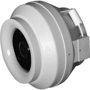 Вентилятор DiCiTi центробежный канальный пластиковый D125 (CYCLONE-EBM 125)
