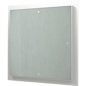 Люк EVECS алюминиевый под покраску уголок 300х300 (ЛП3030У)