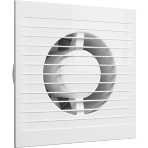 Вентилятор Era осевой с антимоскитной сеткой обратным клапаном D 100 (E 100 S C) все цены