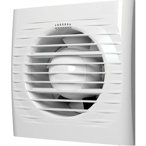 Вентилятор AURAMAX осевой вытяжной с обратным клапаном D 100 (OPTIMA 4C)
