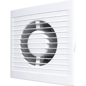Вентилятор AURAMAX осевой вытяжной с антимоскитной сеткой обратным клапаном D 150 (A 6S C)