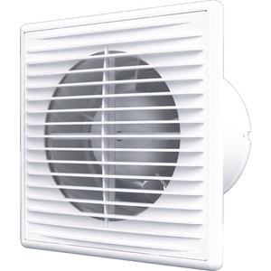 Вентилятор AURAMAX осевой вытяжной с антимоскитной сеткой обратным клапаном D 100 (B 4S C)