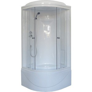 Душевая кабина Royal Bath BK1 90х90х217 прозрачная (RB90BK1-T) цены