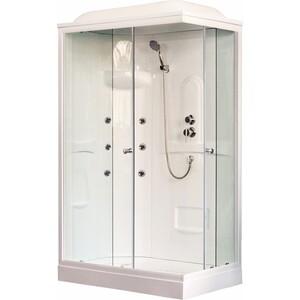 Душевая кабина Royal Bath HP2 120х80х217 стекло прозрачное, левая (RB8120HP2-T-L)
