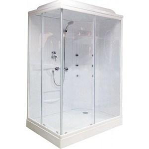 Душевая кабина Royal Bath HP2 120х80х217 стекло прозрачное, правая (RB8120HP2-T-R) душевой уголок royal bath 120 80 200 стекло прозрачное правый rb8120bp t r