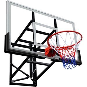 Баскетбольный щит DFC BOARD48P 120x80 см поликарбонат цена 2017