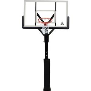 Баскетбольная стационарная стойка DFC ING60A 152x90 см акрил