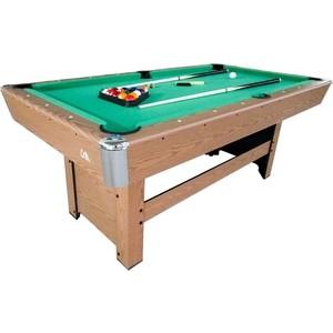 лучшая цена Бильярдный стол DFC Craft 6 ф (GS-BT-2065)