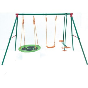 Детский комплекс c качелями DFC MSG-01