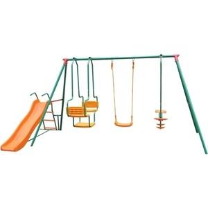 Детский комплекс DFC с горкой MSGL-01 (качели)