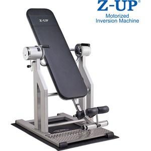 Инверсионный стол Z-UP 5 (серебряная рама, черная спинка)