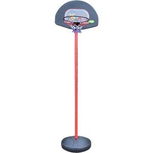 Баскетбольная мобильная стойка DFC KIDS1 60x40 см баскетбольная мобильная стойка dfc kids1 60x40 см