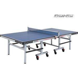 Теннисный стол Donic Waldner Premium 30 BLUE (без сетки) теннисный стол donic delhi 25 blue без сетки