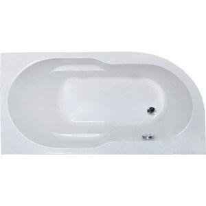 Акриловая ванна Royal Bath Azur 150х80 правая, с каркасом (RB 61 4201R, RB 4201K)
