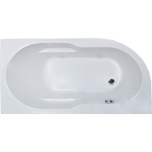 Акриловая ванна Royal Bath Azur 160х80 правая (RB 61 4202R) акриловая ванна royal bath vienna 150х70 rb 95 3201