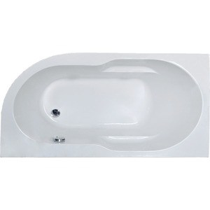 Акриловая ванна Royal Bath Azur 170х80 левая, с каркасом (RB 61 4203L, RB 4203K)
