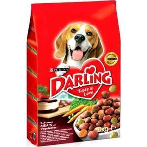 Купить Сухой корм Darling Taste & Love Selected Meats with Vegetable с мясом и овощами для собак 10кг (12285418)