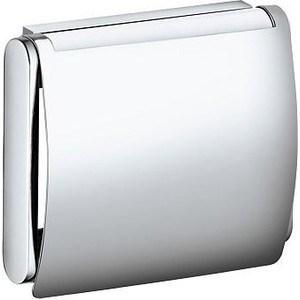 Держатель туалетной бумаги Keuco Plan с крышкой (14960010000)