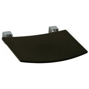 Сиденье для душа Keuco Plan, темно-серое/хром (14980010037)