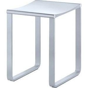 Сиденье для душа Keuco Plan, светло-серый/хром (14982010038)