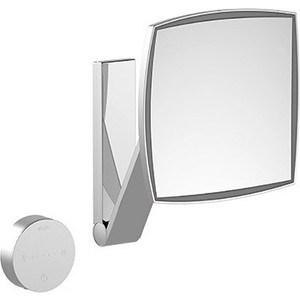 Зеркало косметическое Keuco iLook_move, с подсветкой и скрытой сенсорной панелью (17613019002)
