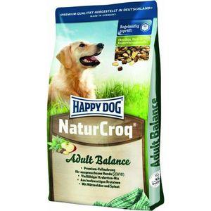 Сухой корм Happy Dog NaturCroq Adult Balance с мясом птицы для взрослых собак 15кг (02640) happy dog сухой корм happy dog premium naturcroq lamm