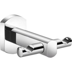 Крючок двойной Milardo Neva хром (NEVSM10M41)