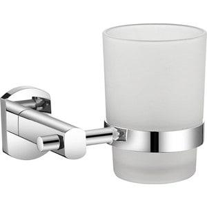Стакан для ванны Milardo Neva матовое стекло/хром (NEVSMG0M45)